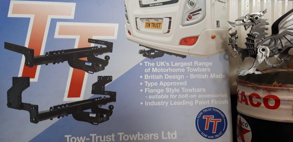motorhome towbars