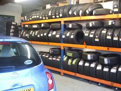 tyre-garage